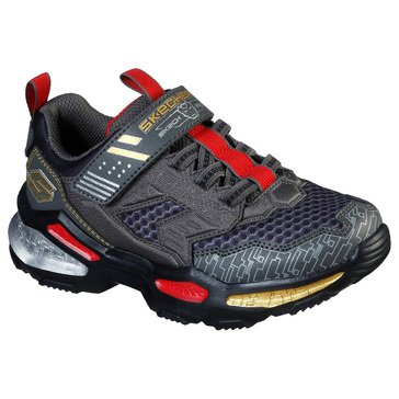 Skechers Kids Little Boys' Skech Bots Sneaker