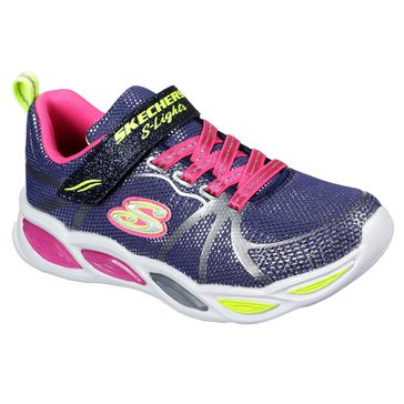 Skecher Kids' Little Girls' Shimmer Beams Sneaker