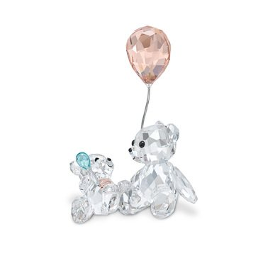 Swarovski My Little Kris Bear Mother and Baby