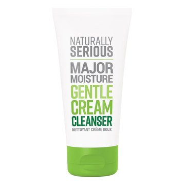 Naturally Serious Major Moisture Gentle Cream Cleanser 4oz
