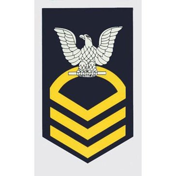 Mitchell Proffitt USN E-7 CPO Decal