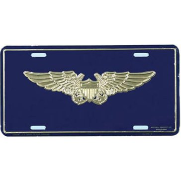 Mitchell Proffitt USN NFO License Plate