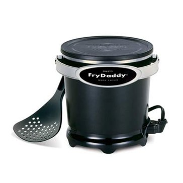Presto FryDaddy 4-Cup Electric Deep Fryer (05420)