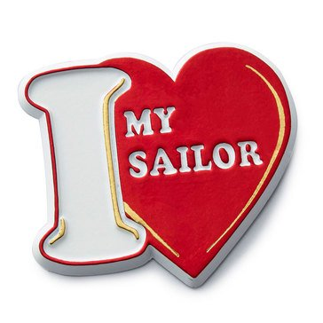 Mitchell Proffitt USN I love my Sailor Magnet