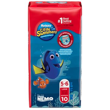 Huggies Little Swimmers - Size Large, 12-Count