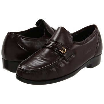 Florsheim Riva Men's Casual Slip On Burgundy