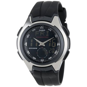 Casio Men's Analog and Digital Display Watch