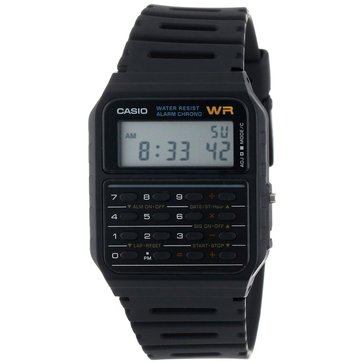 Casio Men's Digital Black Watch