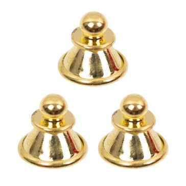 Jewelers Clutch Gold BALLBACK Device 3 Pack