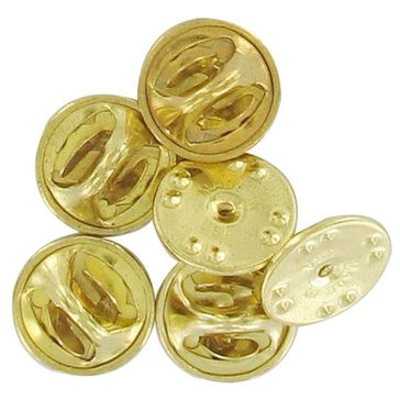Butterfly Brass CLUTCHBACK Device 5 Pack