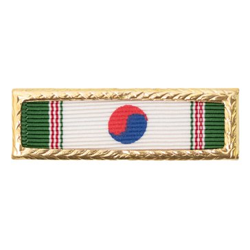 Ribbon Unit with Small Frame Air Force Korean Presidential Unit Citation