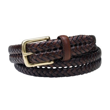Fossil Maddox Casual Belt- Brown
