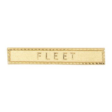 Attachment Gold Fleet Clasp Large