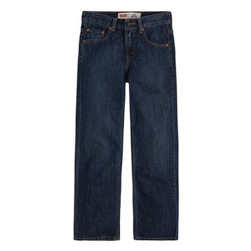 Levi's Big Boys' 550 Slim Jeans, Size 9