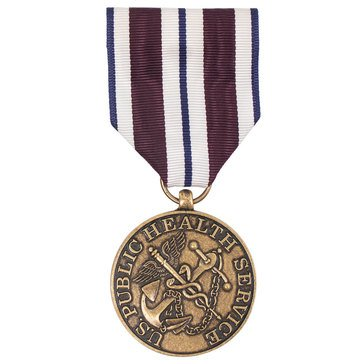 Medal Large USPHS Isolated Duty