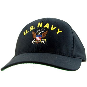 Eagle Crest USN Hat, Navy Logo