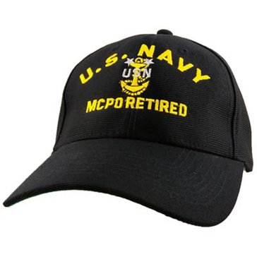 Eagle Crest MCPO RETIRED Poly Hat