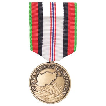 Medal Large Afghanistan Campaign