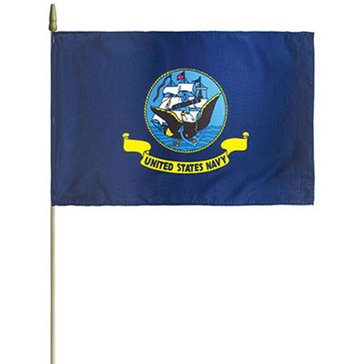 Eder Flag USN Stick Flag