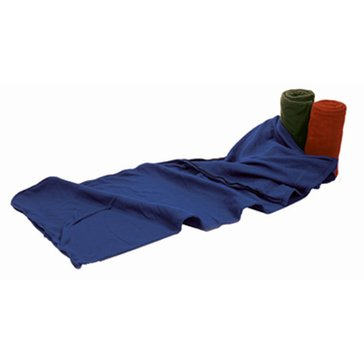 Texsport Fleece Sleeping Bag and Liner