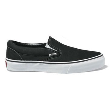 Vans Classic Slip-On Unisex Skate Shoe Black