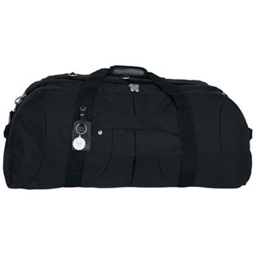 Mercury Luggage USN Black Giant Duffel Bag