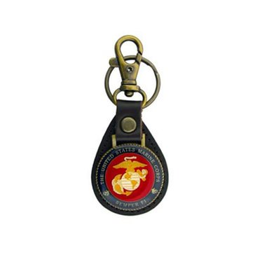 Challenge Coin Company US Marine Corps Keyring