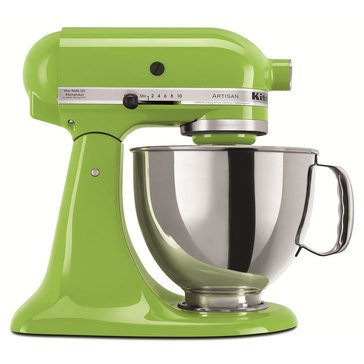 KitchenAid Artisan Series 5-Quart Tilt-Head Stand Mixer - Green Apple (KSM150PSGA)