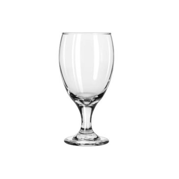 Libbey Classic Water Goblets, Set of 4