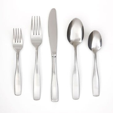 Cambridge Madison Satin 20-Piece Flatware Set