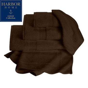 Gold Collection Hand Towel, Espresso