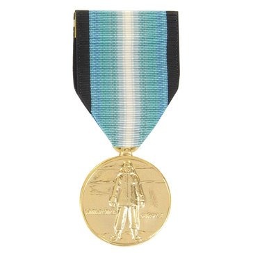 Medal Large Anodized Antarctica Service