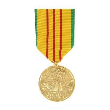 Medal Large Anodized Vietnam Service