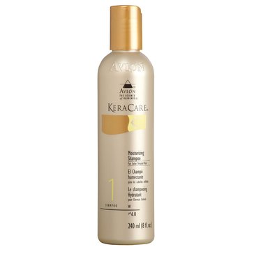 KeraCare Moisturizing Shampoo for Color Treated Hair - 1