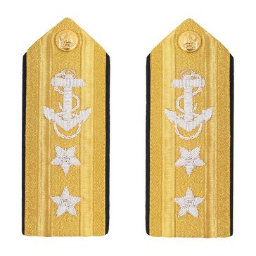 Men's Hard Boards RADM Upper (2 Star) Line