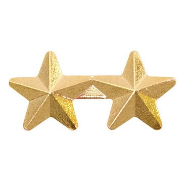 Attachment Gold Star 2 on a Bar 5/16