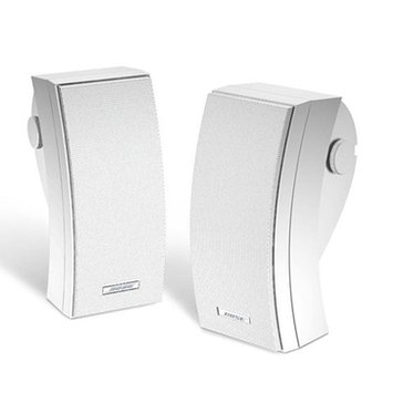 BOSE 251 Environmental Speaker Pair-White