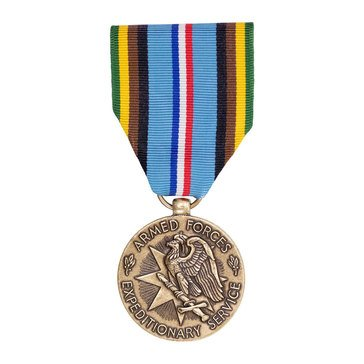 Medal Large Armed Forces Expeditionary
