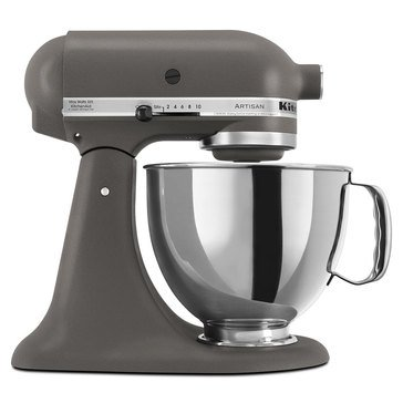 KitchenAid Artisan Series 5-Quart Tilt-Head Stand Mixer - Imperial Gray (KSM150PSGR)