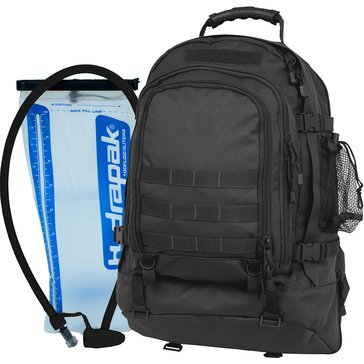 ML Tacpack Expandable Hydrapak - Black