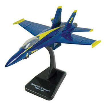Wow Toyz USN F-18 Blue Angel Model Plane Kit