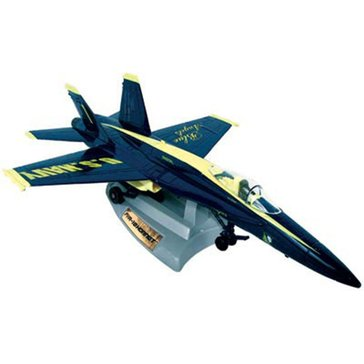 Wow Toyz F-18 Blue Angel Large Scale Desktop Model