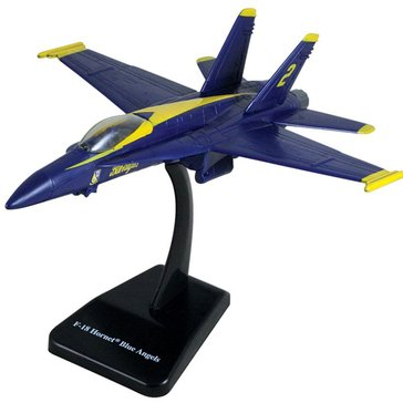 Wow Toyz USN F-18 Blue Angel Sky Champs Plane