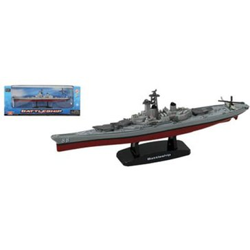 Wow Toyz USS New Jersey Battleship 9