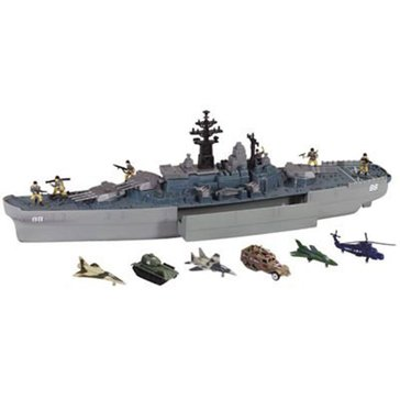 Wow Toyz USS New Jersey Battleship 28
