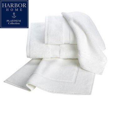 Platinum Collection Hand Towel, White