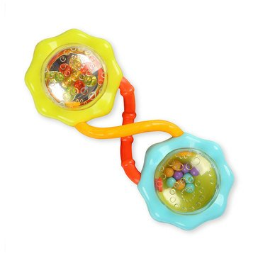 Bright Starts Rattle & Shake Barbell™ Toy
