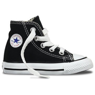 Converse Chuck Taylor All Star Hi Top Toddler Boys' Basketball Shoe Black