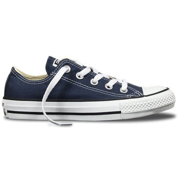 Converse Chuck Taylor All Star Low Boys' Sneaker Navy