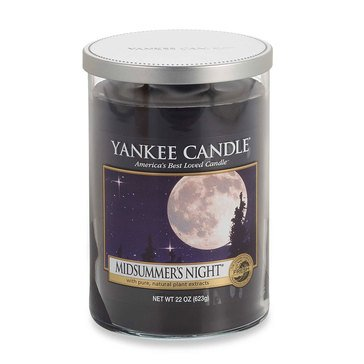 Yankee Candle Large 2-Wick Jar Candle, Midsummer Night